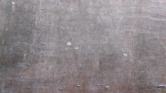texture of old wall shot by smart phone truck shot - muro video stock e b–roll