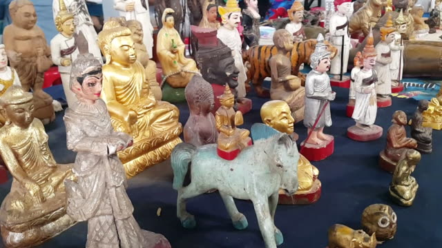 Thai Amulets & Talismans on the market