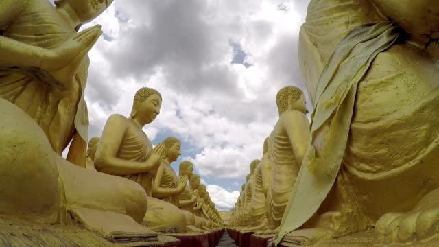 Thai Buddha status video