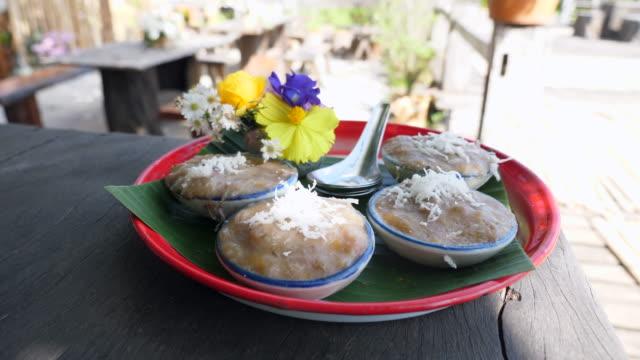 Thai Dessert Food