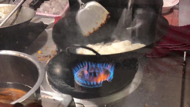 Thai Food video