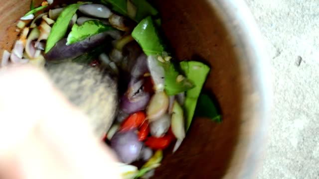 タイ料理 ビデオ