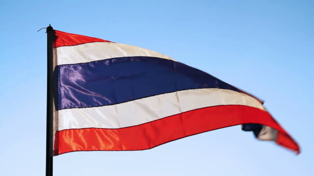 Best Thai Flag Stock Videos and Royalty-Free Footage - iStock