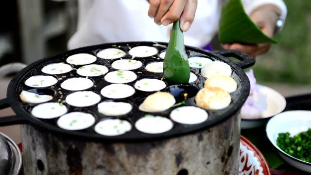 Thai sweetmeat video