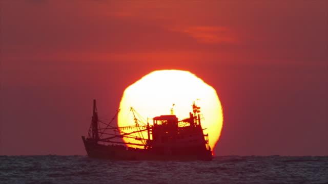 thailand phuket island sunrise close up 4k time lapse video
