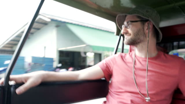 Thailand Road Trip video