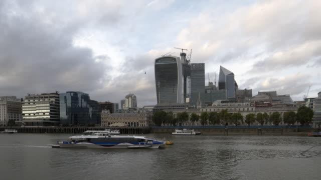 Themse und der City of London – Video