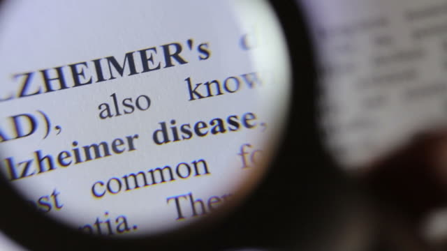 The Alzheimer disease video
