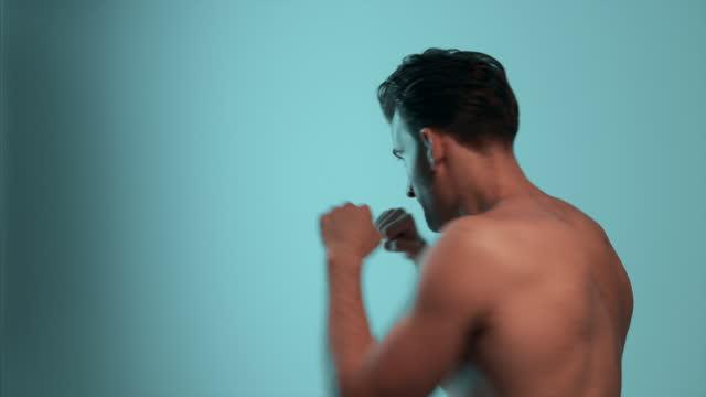 Nude attractive men
