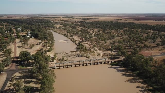 The Balonne river video