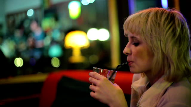 The bar video