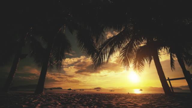 Payam 島、ラノーン タイのビーチ ビデオ