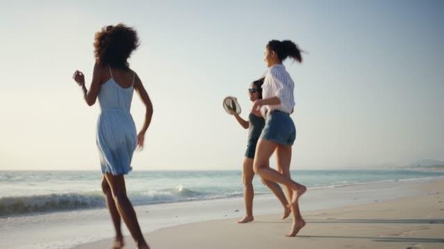 The beach is always great fun