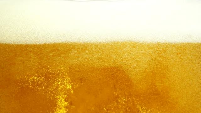 のビール - 泡点の映像素材/bロール