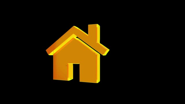 The beginning of destruction and the end of house. Symbolic Intro with construction The beginning of destruction and the end of house. Symbolic Intro with construction. housing logo stock videos & royalty-free footage