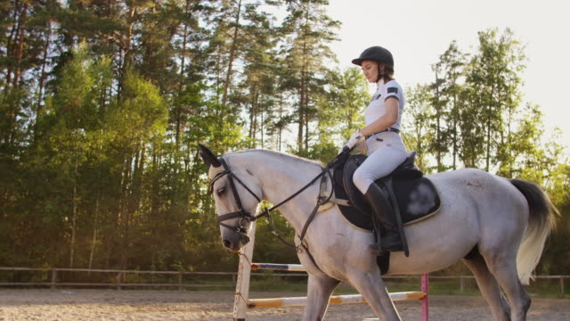 The best horse riding moments with a favorite horse