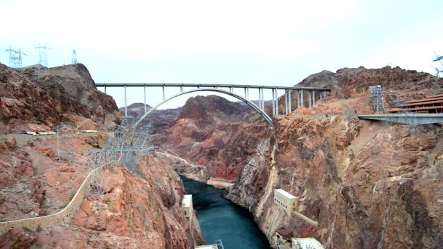 The Bridge by the Hoover Dam video