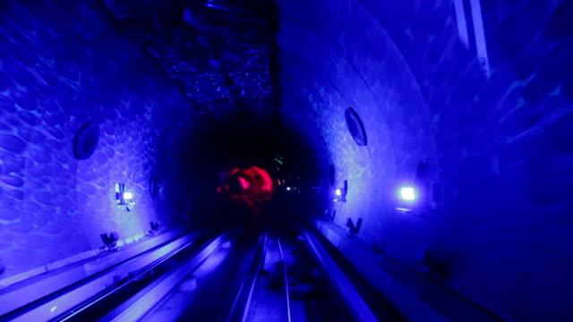 The Bund Tunnel Shanghai video