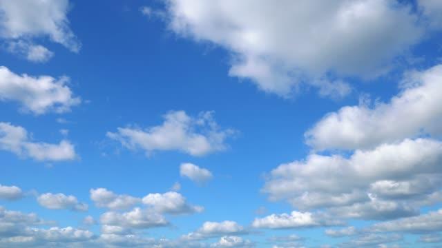 雲が晴れた空 - sky点の映像素材/bロール