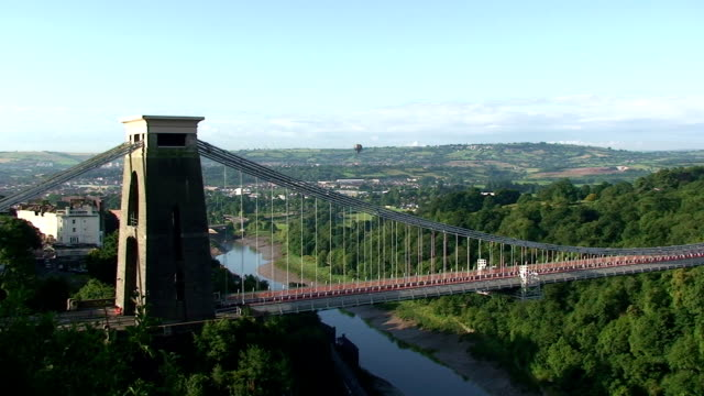 The Clifton Suspension Bridge video
