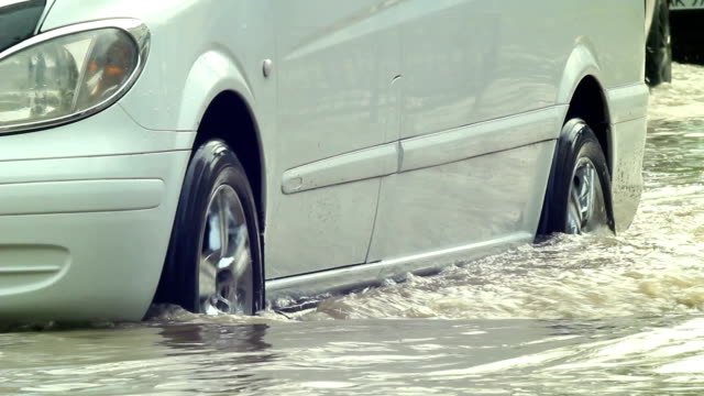 The consequences of floods video