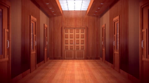 The Corridor  door stock videos & royalty-free footage