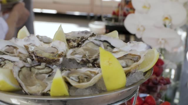 The Dishes With Oysters