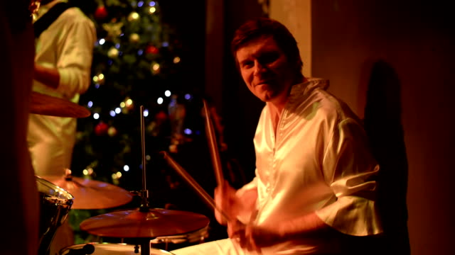 The drummer. video