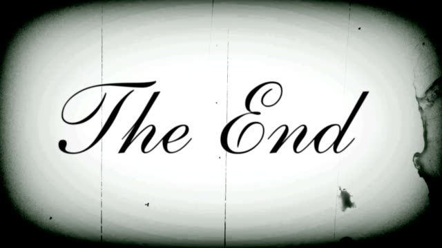 The end with sound v3 video