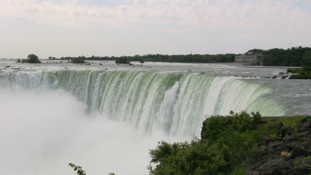 The Falls Niagara falls. less than 10 seconds stock videos & royalty-free footage