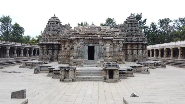The famous Keshava Hindu Temple at Somanathapura in Karnataka/India.