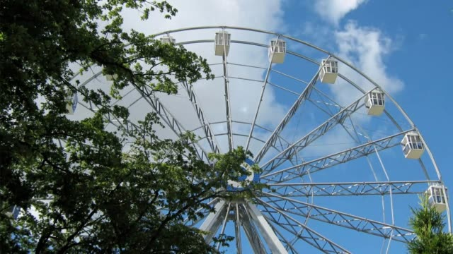 The Ferris wheel video