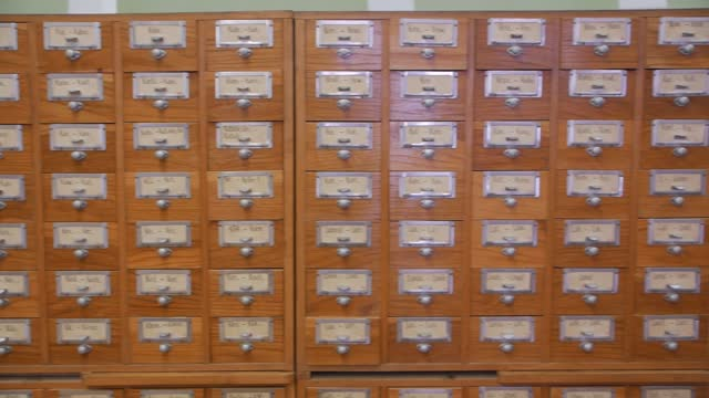 The Filing Cabinets