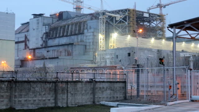 Best Chernobyl Nuclear Power Plant Stock Videos and Royalty