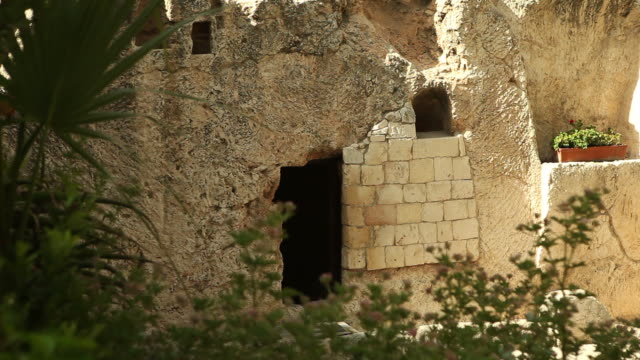 HD The Garden Tomb of Christ Jesus video