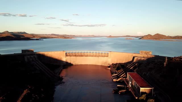 The Gariep Dam Dam