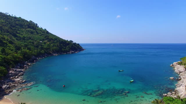 the hidden paradise beach in Phuket video