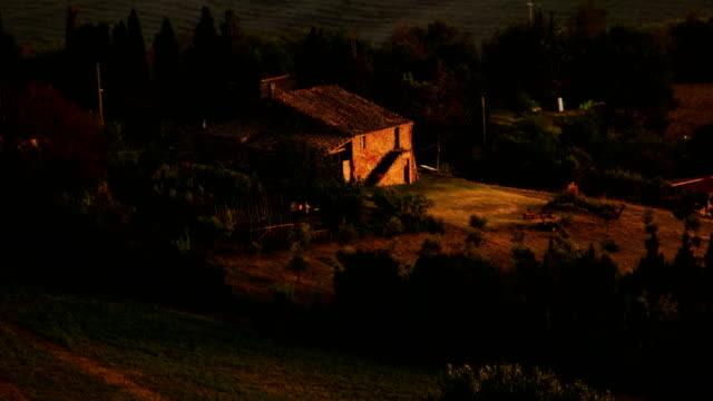 The Hills of Tuscany, Italy