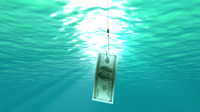 The Hook Here's the bait. Money talks. Looking for something or someone? A sure lure. Reel 'em in. Persuade me. Okay, now you think of something clever! incentive stock videos & royalty-free footage
