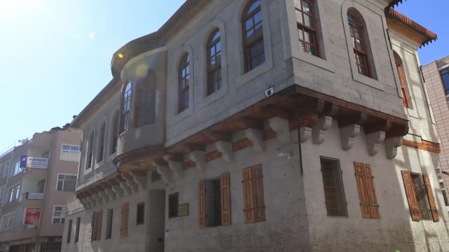 The house, known as Raşit Ağa Mansion, is located in Cumhuriyet District of Melikgazi District of Kayseri Province. This place is used as Ataturk House museum today in Kayseri. Kayseri/Turk
