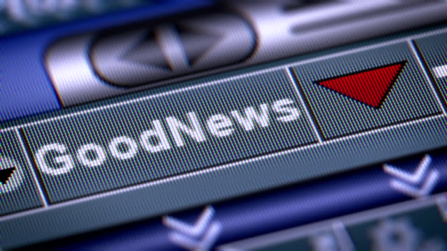 The Index of Good News on The Screen. video