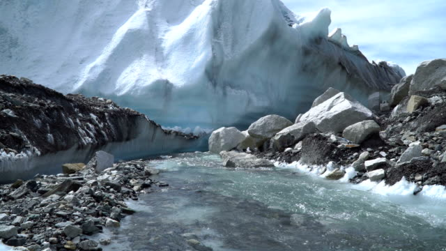 The Khumbu Glacier video