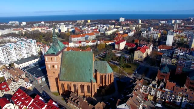 The Kolobrzeg Cathedral video