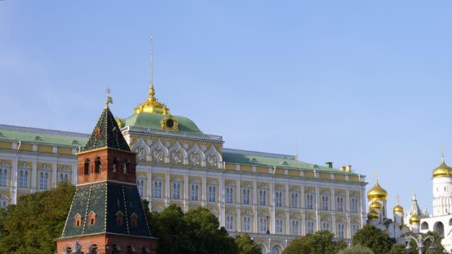 kreml längs floden - kreml bildbanksvideor och videomaterial från bakom kulisserna