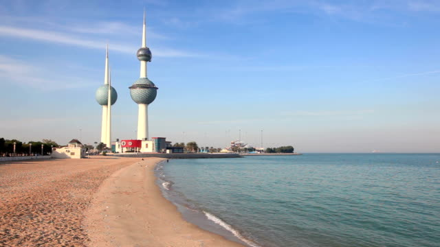 The Kuwait Towers video