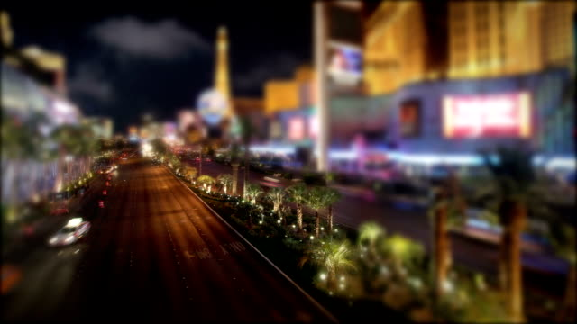 The Las Vegas Strip video