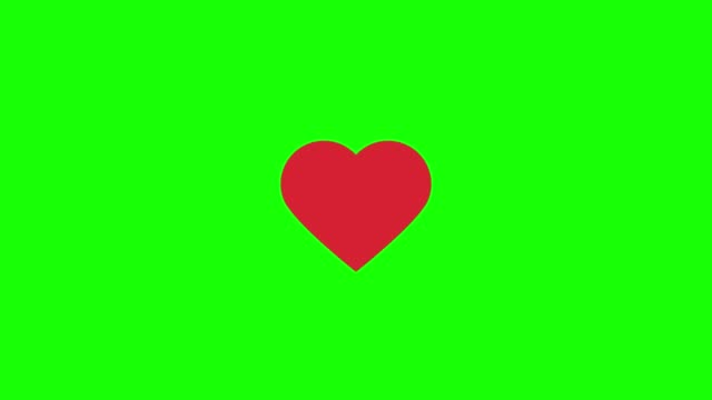 The like button in the shape of a red heart Click on the social media like button on the green screen and on a black background heart shape stock videos & royalty-free footage