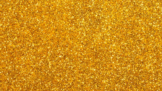 the luxury gold glitter sparkle shining texture background , festival and celebration background concept , 4K Dci resolution