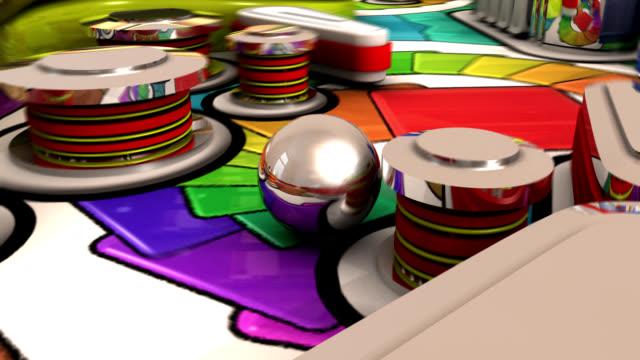 the magic game of pinball video
