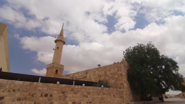 The mosque built by Sultan Abdulhamit in Jordan.